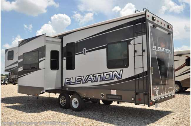 Used 2012 crossroads elevation tf3310 bath and 1 2 bunk for Rv height