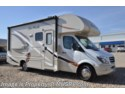 New 2017 Thor Motor Coach Four Winds Sprinter 24FS Diesel RV for Sale at MHSRV W/Exterior TV available in Alvarado, Texas