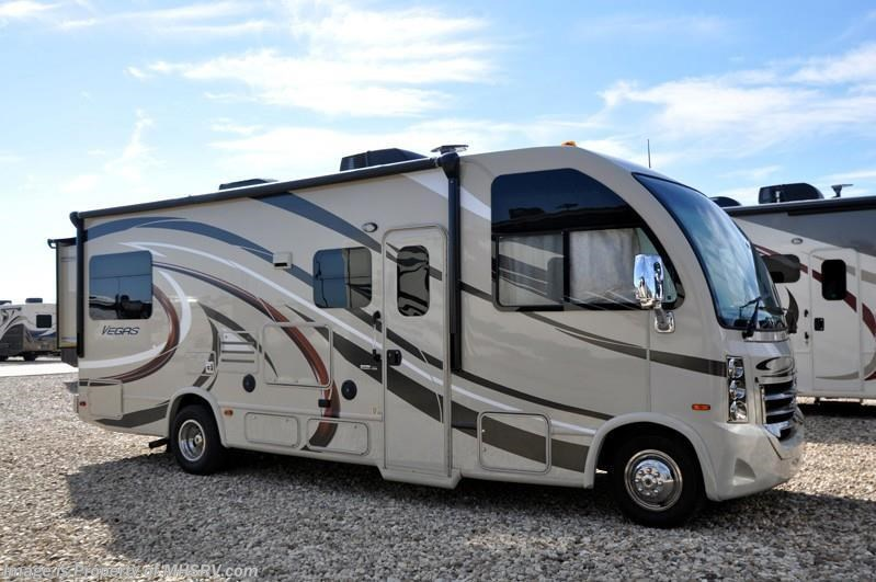 2016 thor motor coach rv vegas 25 2 w slide for sale in for Motor coaches with 2 bedrooms