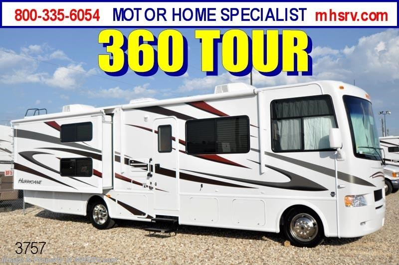 2011 thor motor coach rv hurricane bunk house rv w 2 slides 31g new rv for sale for sale in. Black Bedroom Furniture Sets. Home Design Ideas