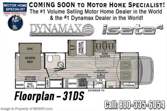 Dynamax Rv Floor Plans: New 2018 Dynamax Corp Isata 4 Series