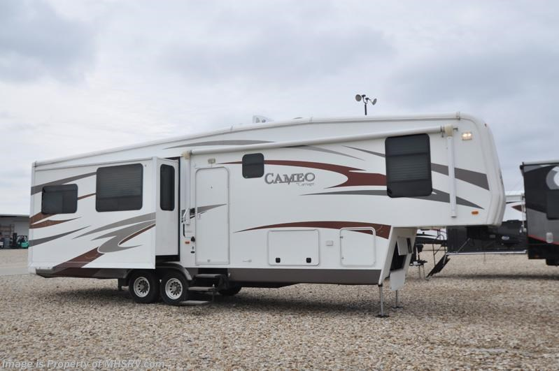 2010 Carriage Rv Cameo 35sb3 W 3 Slides Amp Gen For Sale In