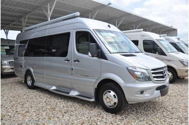 New 2018 Coachmen Galleria 24t Sprinter Diesel Rv For Sale Mhsrv Com