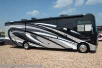2019 Thor Motor Coach Miramar 35.3 Bath & 1/2 RV for Sale W/Fireplace & King Bed