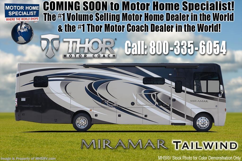 New 2018 Thor Motor Coach Miramar