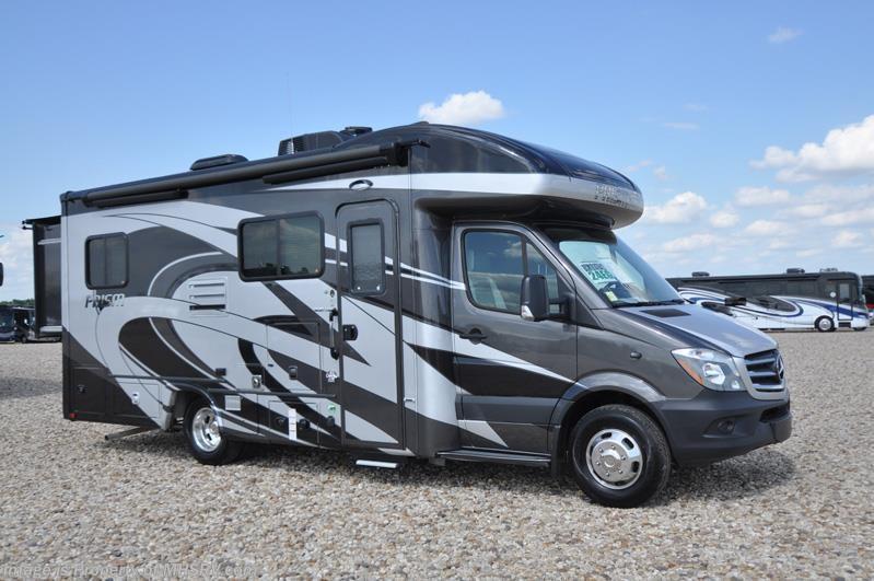 2018 coachmen rv prism elite 24eg sprinter diesel rv for for Motor homes for sale in texas