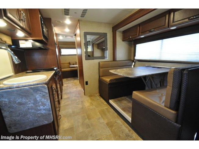 2016 Thor Motor Coach Axis 25.1 - Used Class A For Sale by Motor Home Specialist in Alvarado, Texas features Slideout