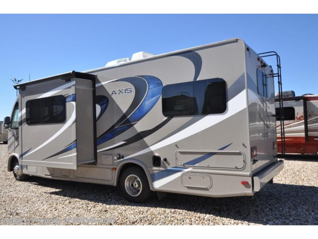 2016 Axis 25.1 by Thor Motor Coach from Motor Home Specialist in Alvarado, Texas