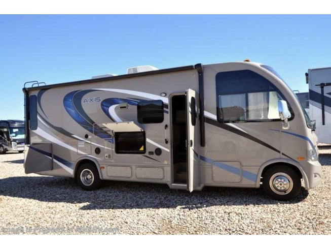 Used 2016 Thor Motor Coach Axis 25.1 available in Alvarado, Texas