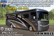 2019 Thor Motor Coach Palazzo 36.1 Bath & 1/2 Diesel Pusher for Sale W/340HP