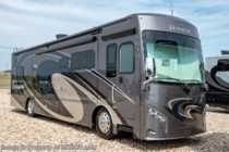 2019 Thor Motor Coach Venetian M37 Luxury RV for Sale W/Theater Seats & King Bed
