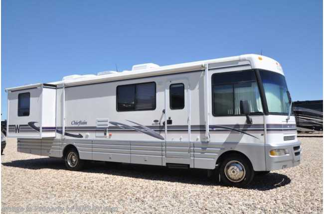 Used 1998 Winnebago Chieftain 34y W   2 Slides