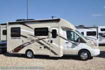 2018 Thor Motor Coach Compass 23TR Diesel RV for Sale at MHSRV.com W/ Ext. TV