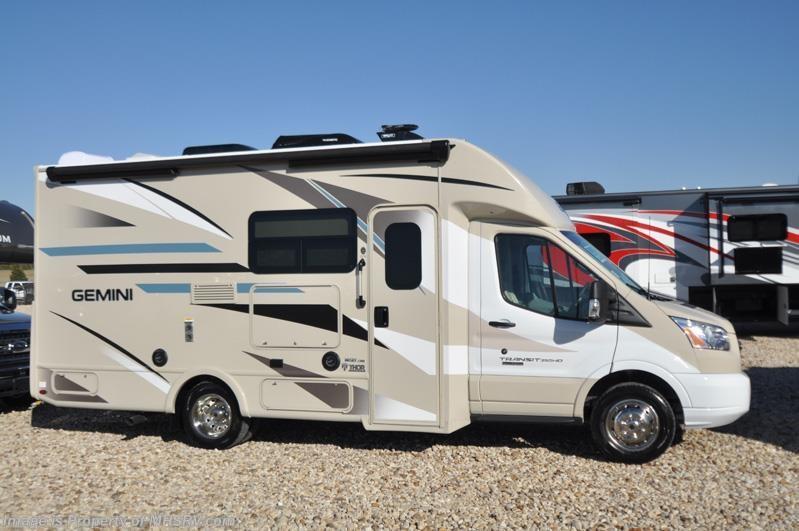New 2018 Thor Motor Coach Gemini 23tb Diesel Rv For Sale
