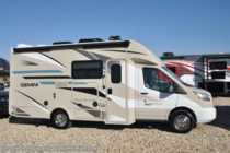 2018 Thor Motor Coach Gemini 23TB Diesel RV for Sale at MHSRV.com W/ Ext. TV