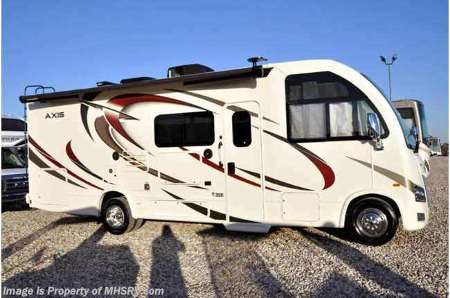 New 2018 Thor Motor Coach Axis