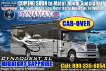 2020 Dynamax Corp Dynaquest XL 37BH Bunk Model Super C W/ 450HP, Theater Seats