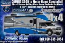 2019 Dynamax Corp Isata 5 Series 36DS 4x4 Super C W/8KW Dsl. Gen, Theater Seats