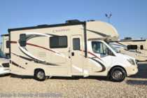 2018 Thor Motor Coach Chateau Sprinter 24HL Sprinter Diesel RV for Sale W/ Dsl Gen, Ext.