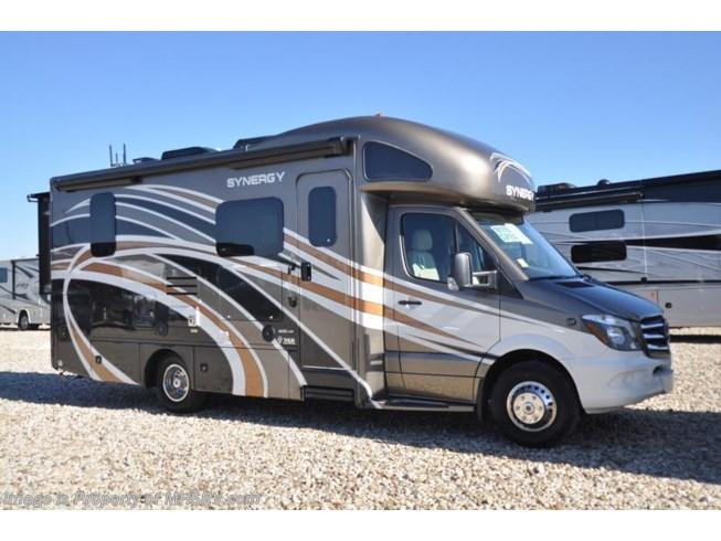 Sprinter Rv For Sale >> 2018 Thor Motor Coach Rv Synergy Sp24 Sprinter Rv For Sale W Dsl Gen Summit Pkg For Sale In Alvarado Tx 76009 Jth071677825