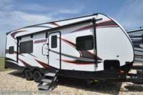 2019 Coachmen Adrenaline Toy Hauler 26CB Pwr Bed, Jacks, 4KW Gen, 15K A/C