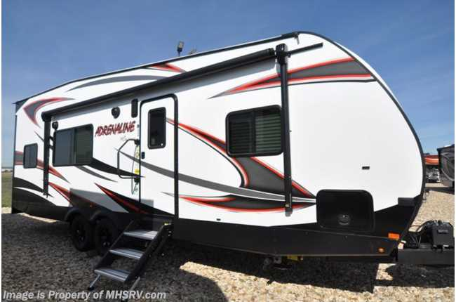 New 2018 Coachmen Adrenaline