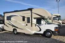 2018 Thor Motor Coach Chateau 22E HD-Max, Ext TV, 15K A/C, Back-Up Cam & More
