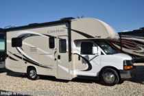 2018 Thor Motor Coach Chateau 22E W/HD-Max, 15K BTU A/C, Ext. TV, Back Up Cam