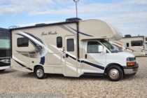 2018 Thor Motor Coach Four Winds 22E W/HD-Max, Ext. TV, 15K A/C, Back Up Cam