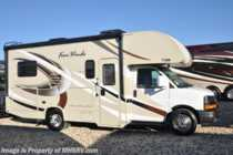 2018 Thor Motor Coach Four Winds 22E HD-Max, Ext TV, 15K BTU A/C, Back Up Cam
