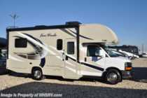 2018 Thor Motor Coach Four Winds 22E W/HD-Max, Exterior TV, 15K A/C, Back Up Cam