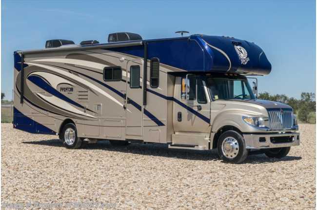 dd3739792b New 2018 Nexus Phantom 32SC International Diesel Super C RV W Cabover TV