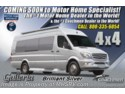 New 2019 Coachmen Galleria 24T Sprinter Diesel 4x4 RV for Sale @ MHSRV available in Alvarado, Texas