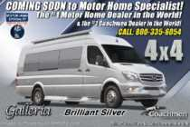 2019 Coachmen Galleria 24T Sprinter Diesel 4x4 RV for Sale @ MHSRV