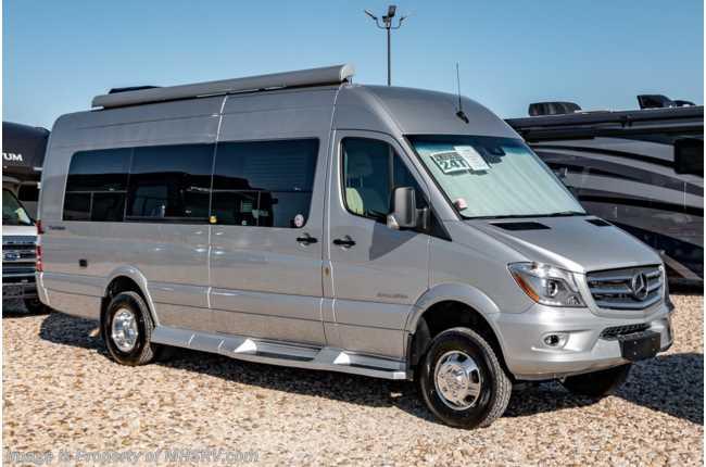 New 2019 Coachmen Galleria 24t Sprinter Diesel 4x4 Rv For Sale Mhsrv