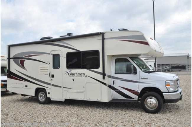 2019 Coachmen Freelander  26RSF W/15K A/C, Stabilizers, Ext. Kitchen & TV