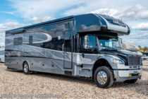 2019 Dynamax Corp DX3 37RB Bath & 1/2 Super C W/ Theater Seats, Solar