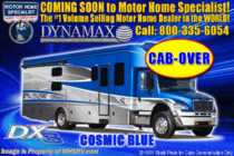 2019 Dynamax Corp DX3 37BH Super C W/ Bunk, Cab Over, Theater Seats
