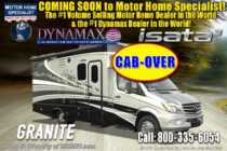 2019 Dynamax Corp Isata 3 Series 24FWM Sprinter Diesel RV Cab Over W/Auto Level