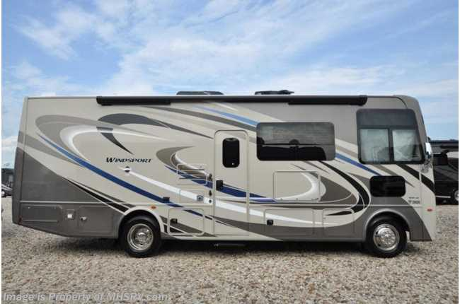New 2019 Thor Motor Coach Windsport
