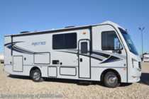 2018 Holiday Rambler Reno 29M W/King Bed, Sat, Hydraulic Leveling, 2 A/C