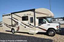 2018 Thor Motor Coach Four Winds 28E RV for Sale at MHSRV W/15K A/C, Stabilizing