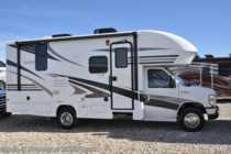 2018 Entegra Coach Odyssey 22J W/2 Yr Warranty, Bedroom TV, 15K A/C & More!