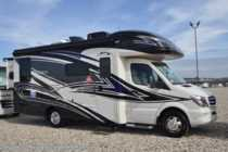 2018 Holiday Rambler Prodigy 24A Sprinter W/ Ext TV, Rims, Stabilizers