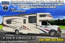 "2019 Coachmen Freelander  32FS RV for Sale W/50"" TV, 15K A/C, Stabilizers"