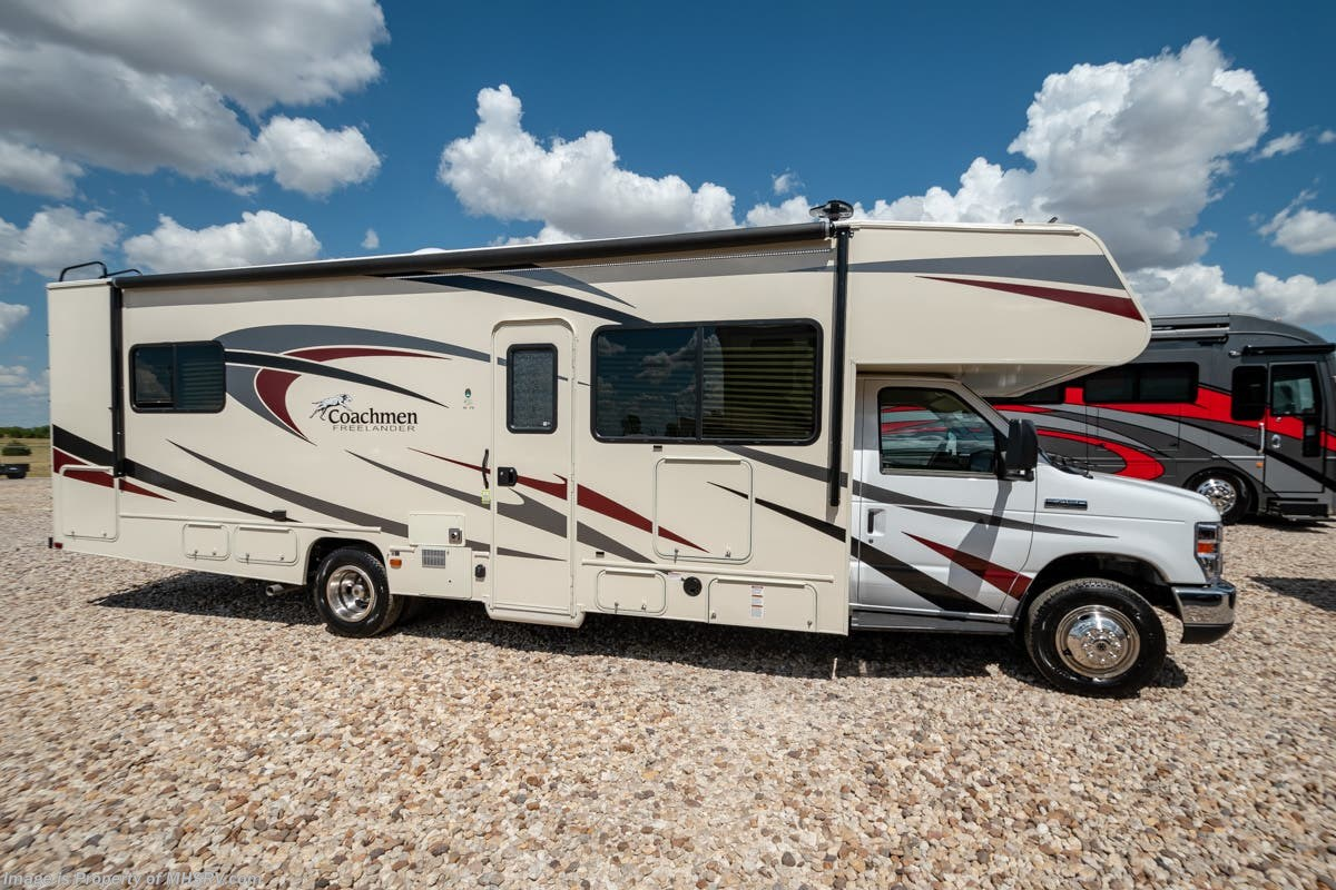 New 2019 Coachmen Freelander 32FS RV for Sale W/Res Fridge,15K A/C,  Stabilizers
