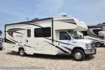 2019 Coachmen Freelander  26DSF W/Dual Recliners, 15K A/C, Ext TV