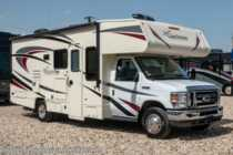 2019 Coachmen Freelander  24FS W/15K A/C, Ext TV, Stabilizers, Fireplace