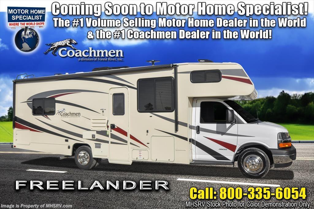 new 2019 coachmen freelander 24fsc rv for sale w 15k a c ext tv rh mhsrv com Dometic Thermostat Wiring Basic Thermostat Wiring