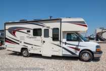 2019 Coachmen Freelander  24FSC W/Fireplace,15K A/C, Ext TV, Stabilizers